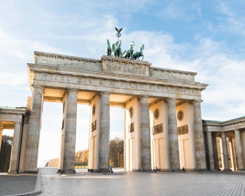 La capital alemana