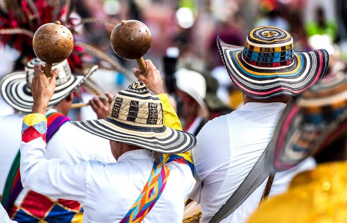 El arte de la seducción a través de la cumbia en Cartagena