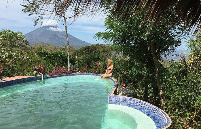 Aprende a viajar sin prisas en el eco-hotel Totoco de Nicaragua