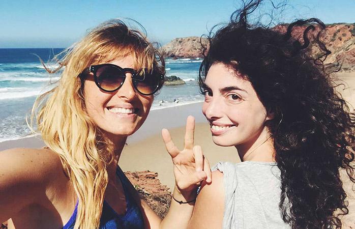 Las francocanadienses Livia Posteuca y Laure Juilliard abogan por la nueva filosofía de viajar sin prisas en la revista digital Slow Journeys Mag