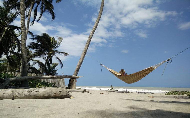 Viajar sin prisas por la costa caribeña de Colombia