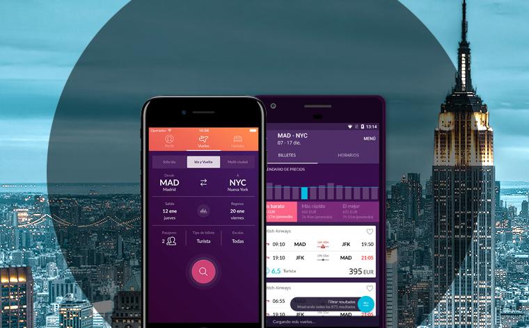Gratuita y fácil de usar: tu app favorita para organizar tus viajes